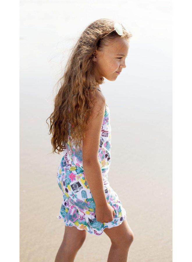 Dress Paradise - Turquoise