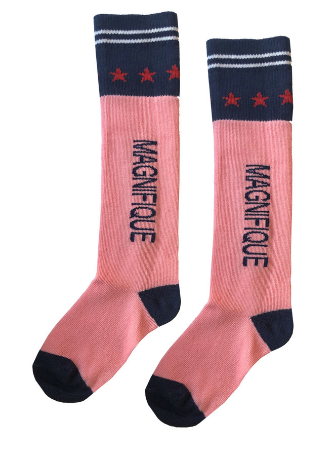 Socks Petra - Salmon