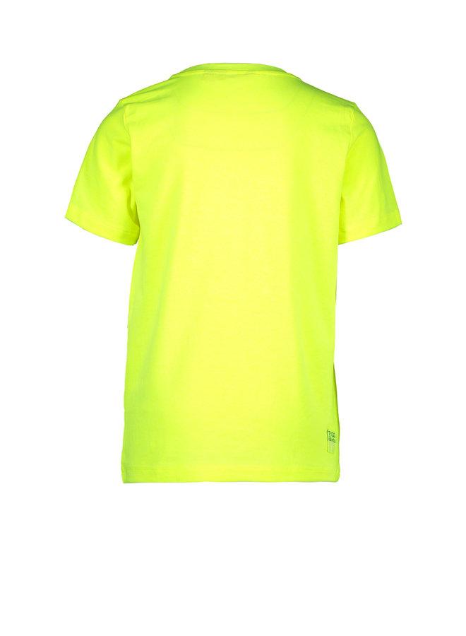 Shirt Logo - Safety Yellow