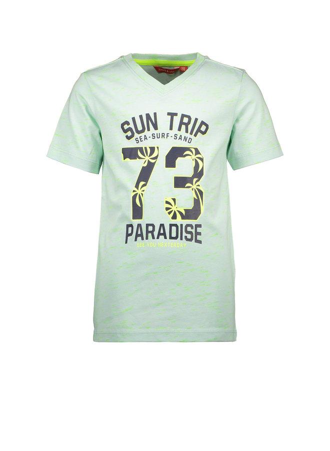 Shirt Paradise - Light Blue