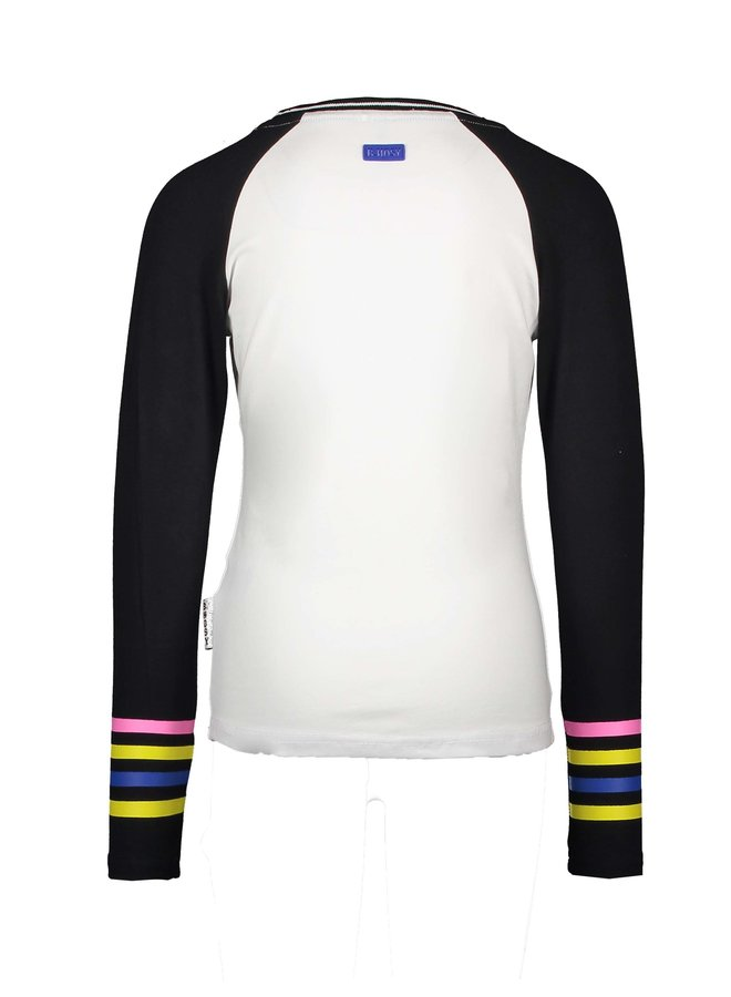 Shirt Zebra - Star White