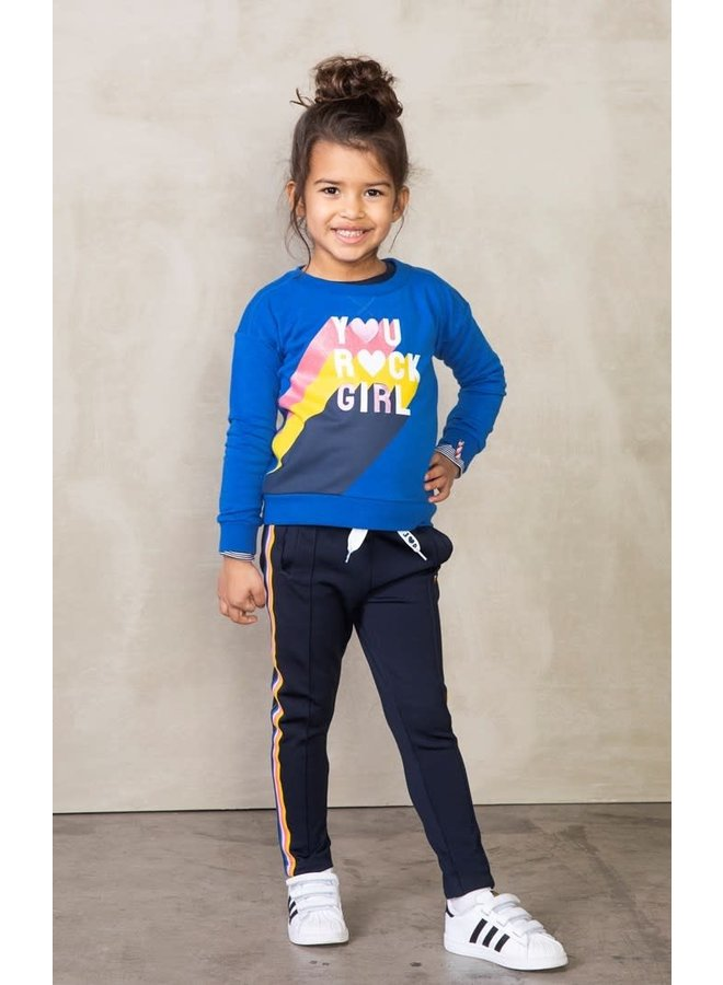 Sweater You Rock Kobalt - Pret-A-Party