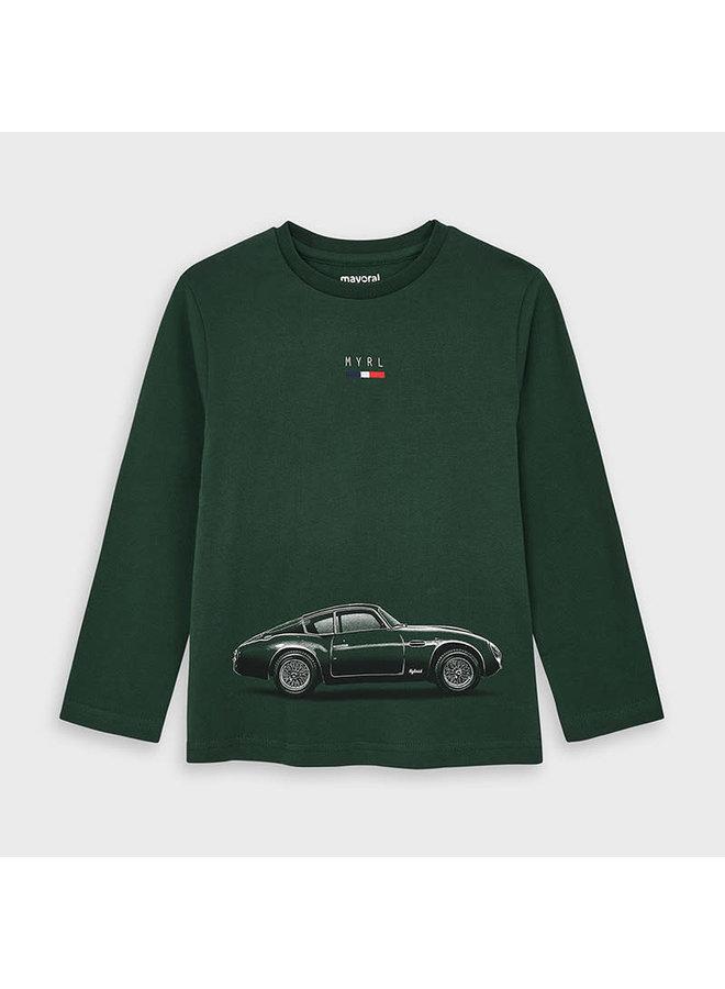 Shirt Auto Groen