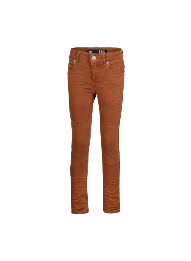 Aina - Brown - Extra Slim Fit