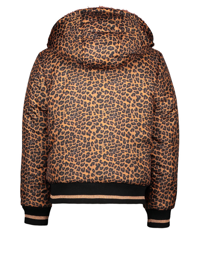 Reversible Jacket Rust