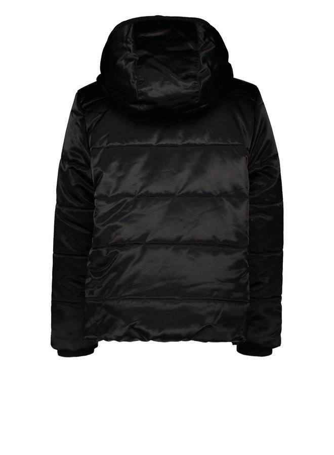 Jacket Tiger Stroke Black
