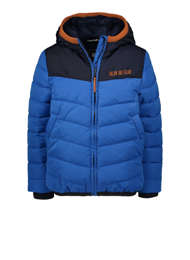 Jacket Sporty Blue