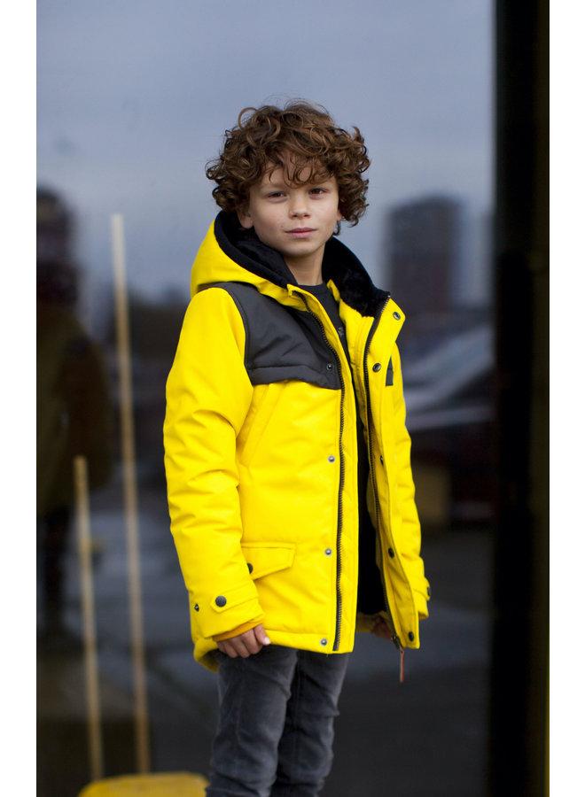 Parka Yellow