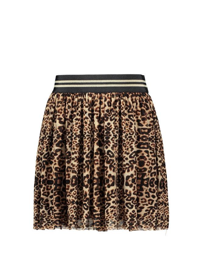 Mesh Skirt Sand
