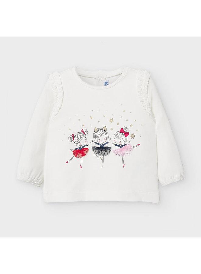 Shirt Ballerina Coral