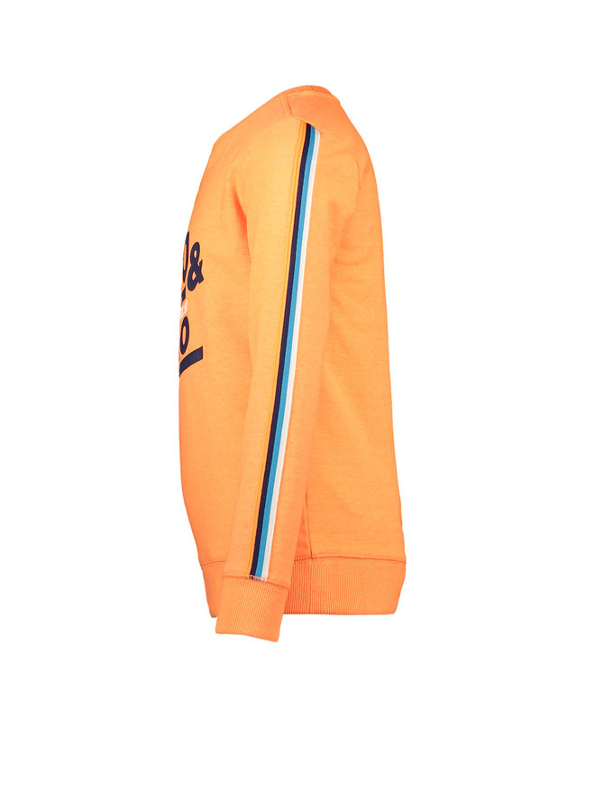 Sweater TYGO & vito - Shocking Orange