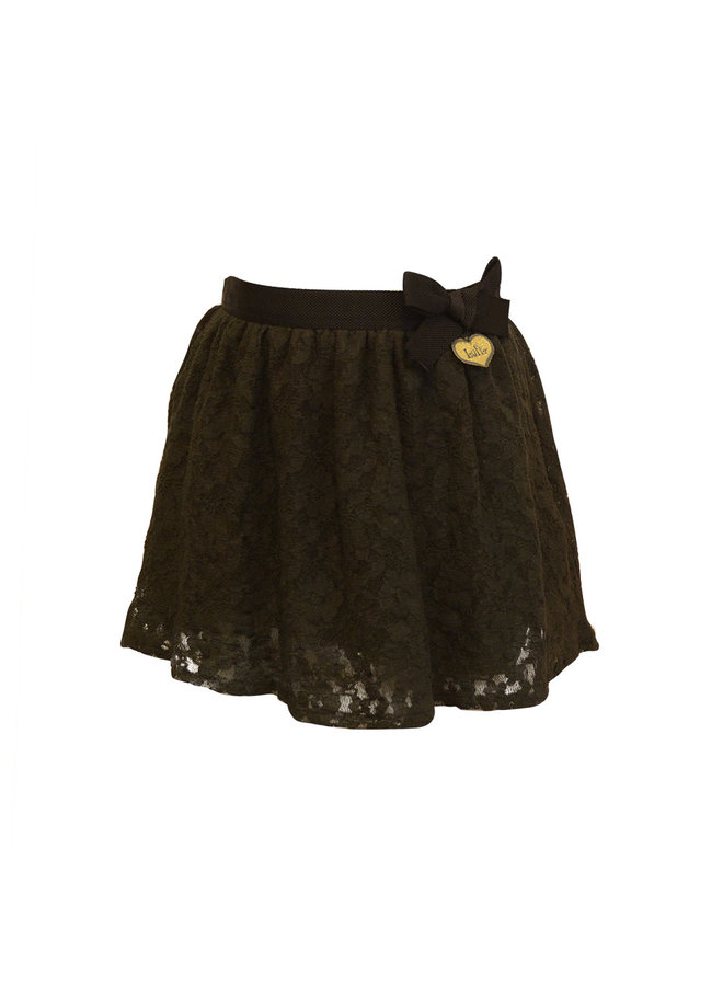 Skirt Lace - Dark Blue