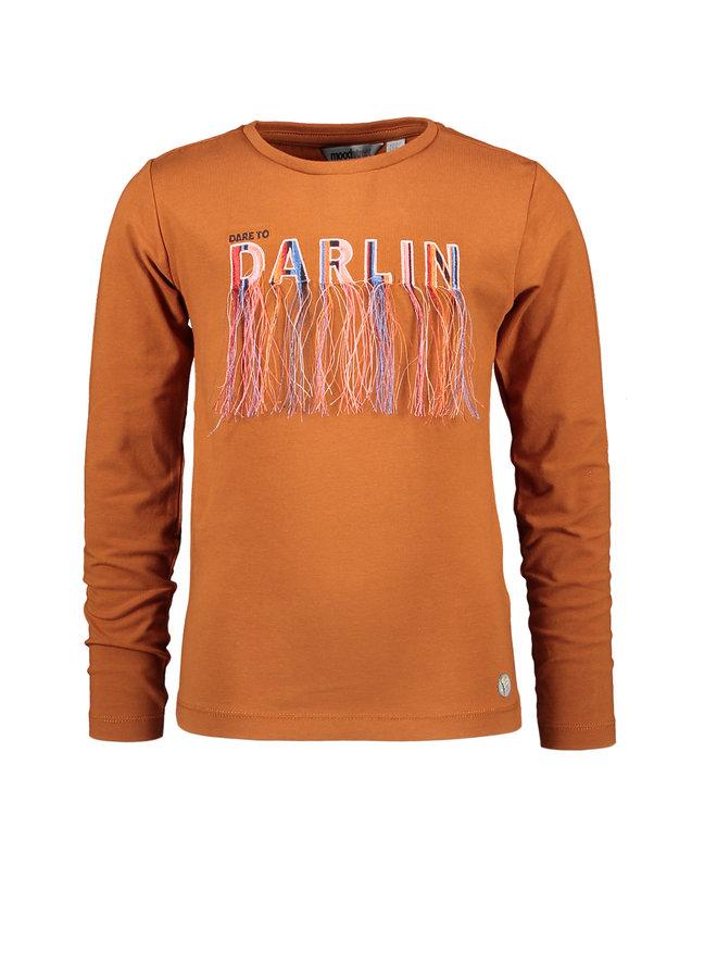 Longsleeve Darlin - Rust