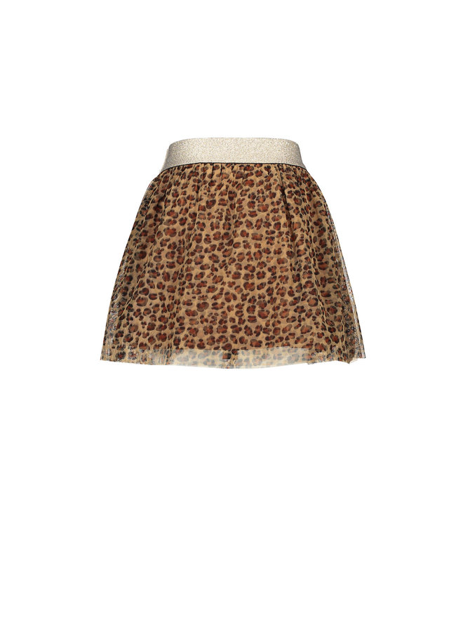 Tulle Skirt - Rust