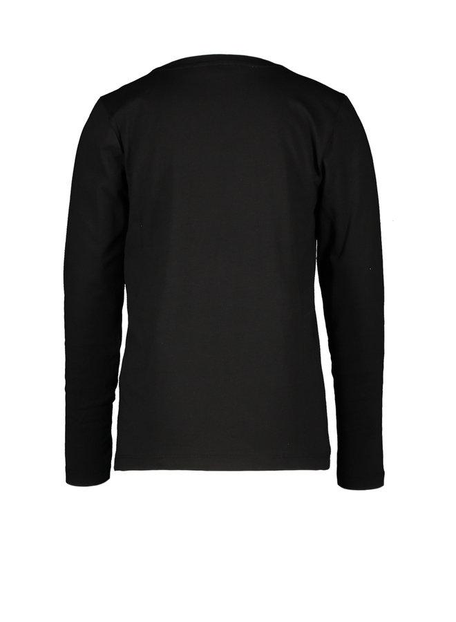 Longsleeve 'M' - Black