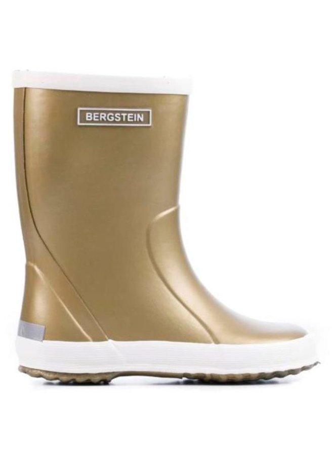 Bergstein Rainboot Glam - Gold