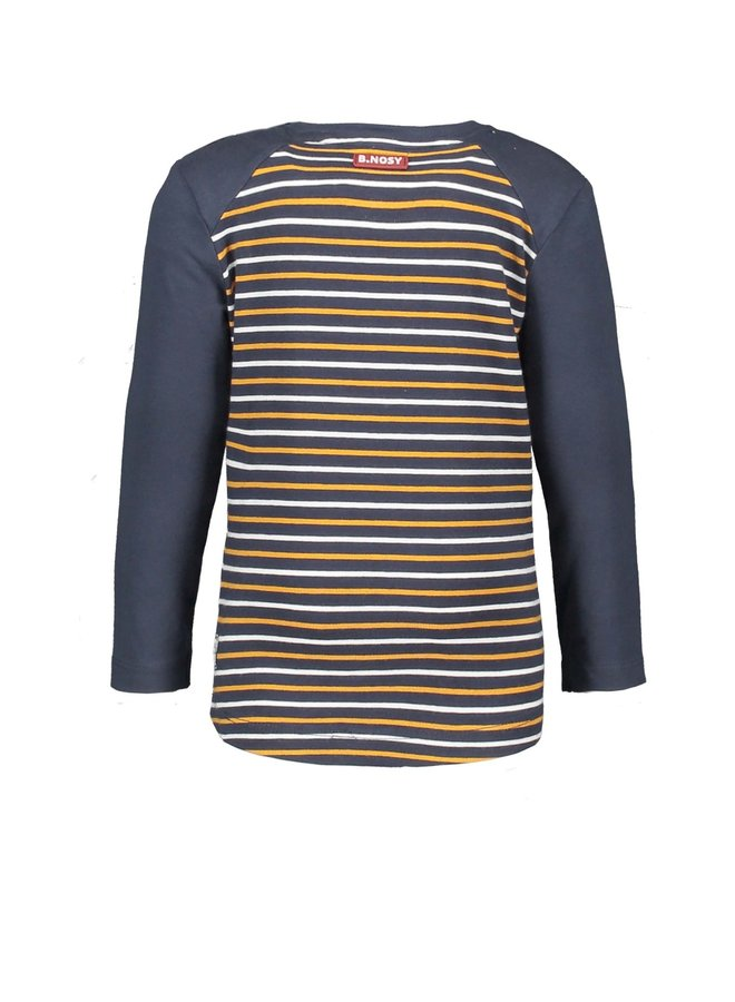 Shirt With YDS Body - Oak Stripe