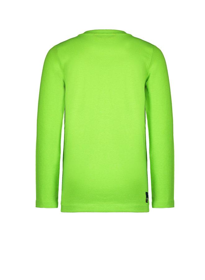 Longsleeve Logo - Green Gecko