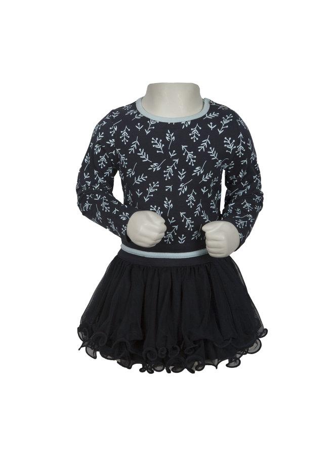 Dress Baby Dance With Me - Dark Blue