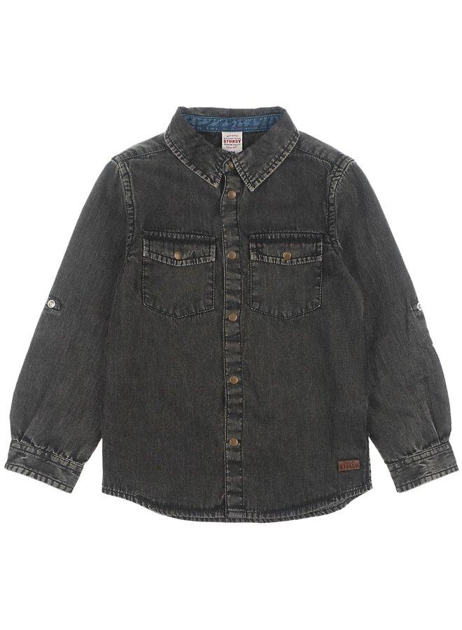 Overhemd Black Denim - Winter Denims