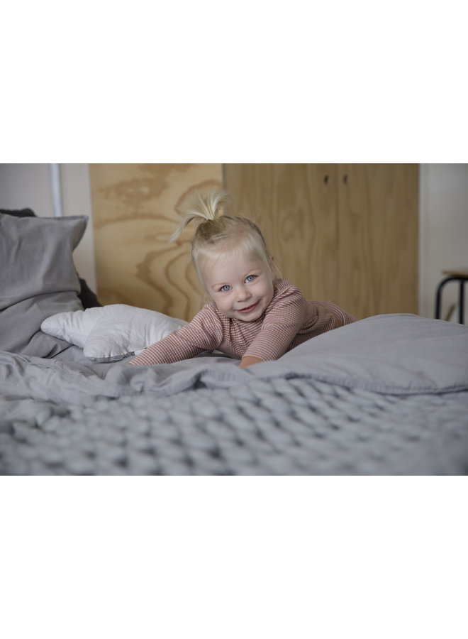 Feetje-Baby Pyjama Wafel - Hazelnoot Autumn Special