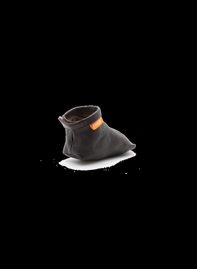 Zootjes - Babyslofjes - Chocolate Brown