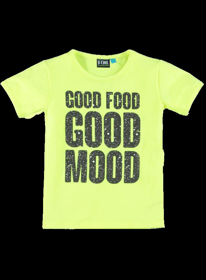 B'Chill - Shirt Alex - Yellow
