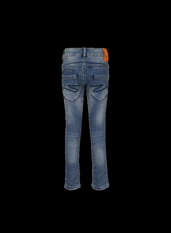 Dutch Dream Denim - Zile - Blue - Extra Slim Fit