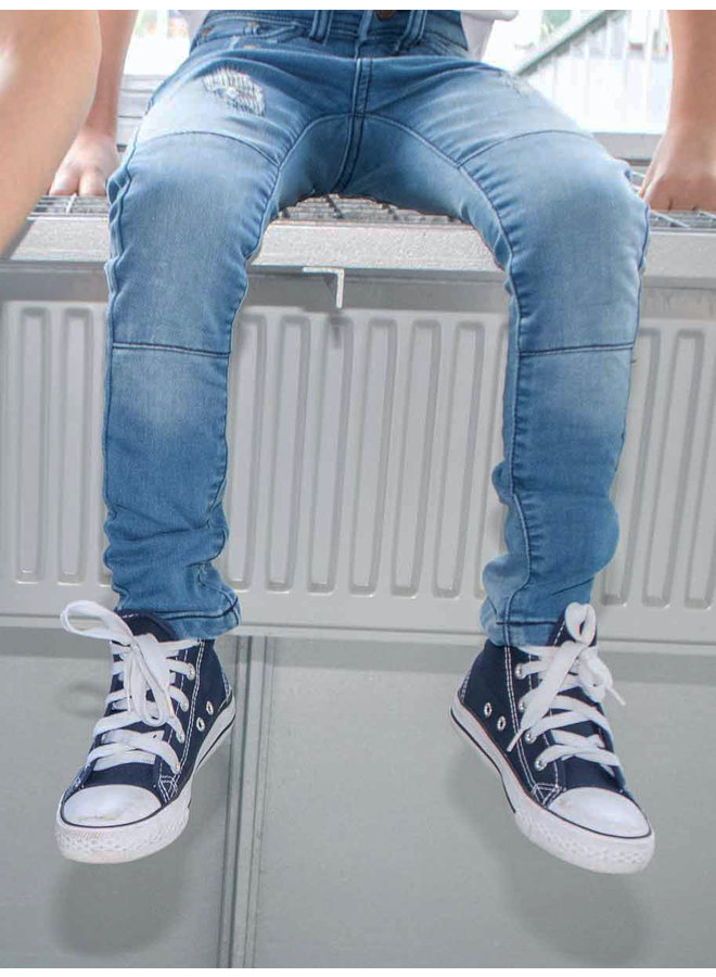 Dutch Dream Denim - Nini - Blue - Extra Slim Fit