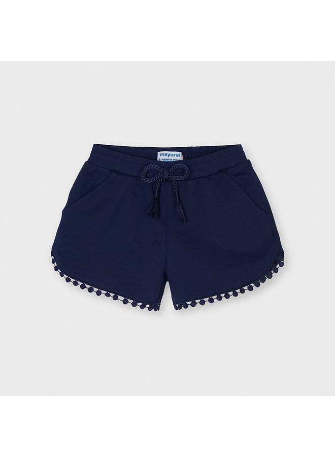 Mayoral - Chenille Shorts - Ink