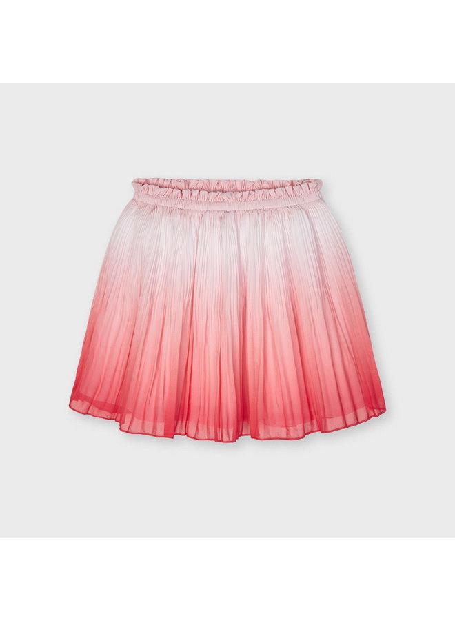 Mayoral - Tie Dye Skirt - Flamingo