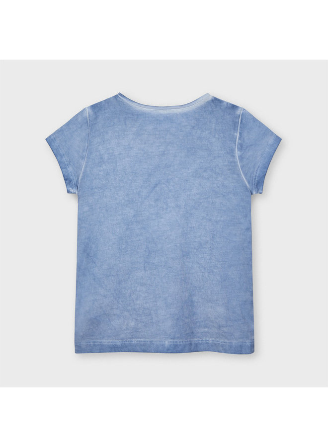 Mayoral - Shirt Fresh Your Day - Lavender