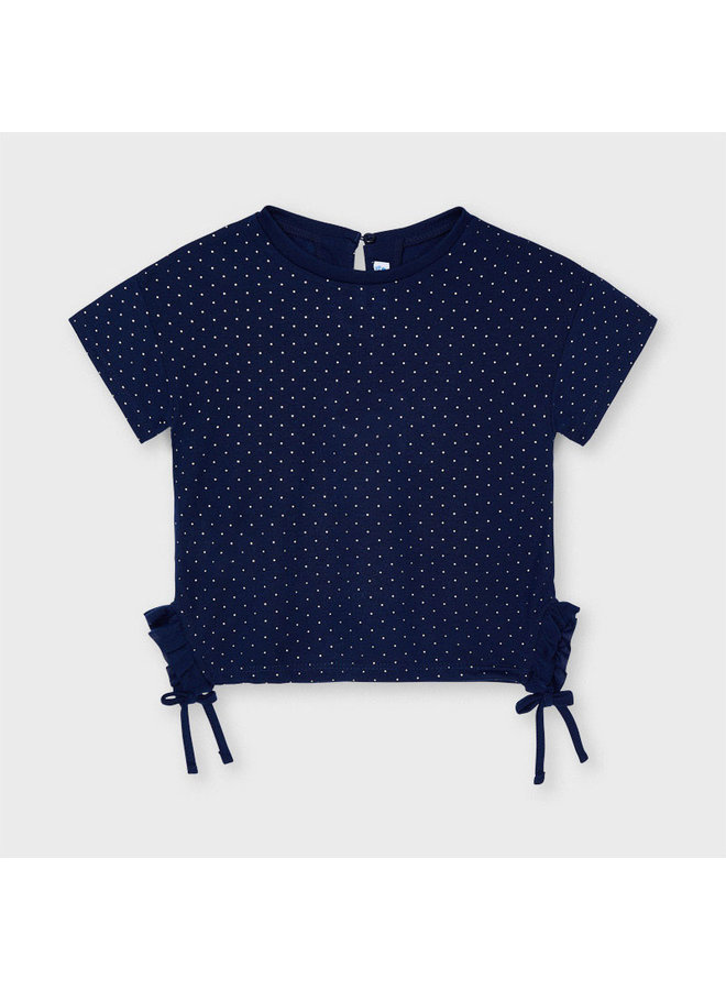 Mayoral - Shirt Strass - Ink