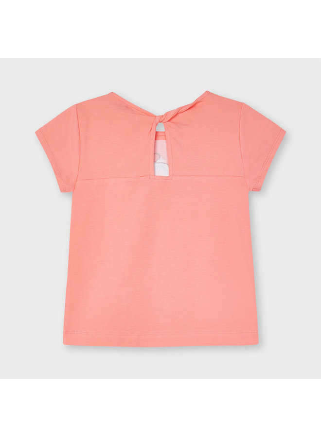 Mayoral - Shirt Summer Shoes - Flamingo