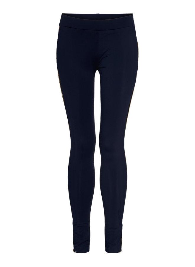 Topitm - Kalla Legging  - Dark Blue