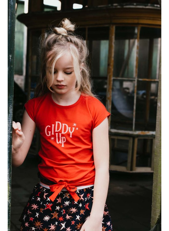 Topitm - Kiddy Up Top - Red