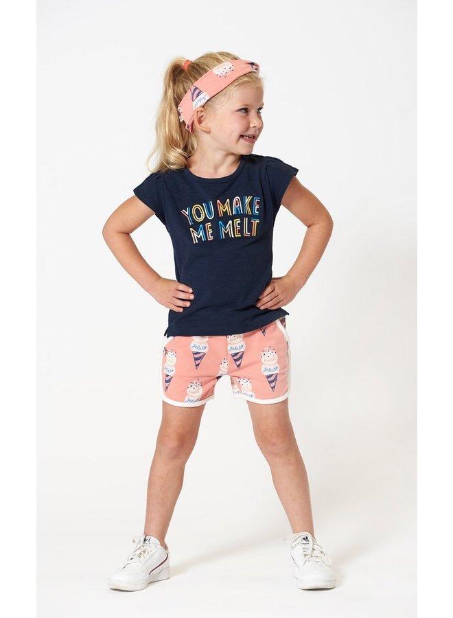 Jubel - T-shirt Melt Marine - Sweet Gelato