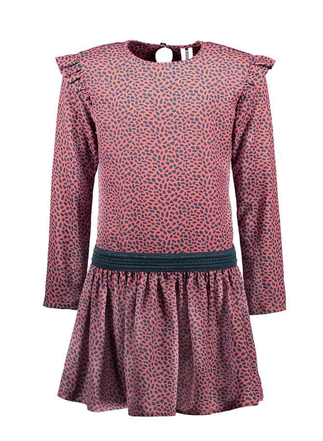 B.Nosy - Woven Dress - Mix Dots