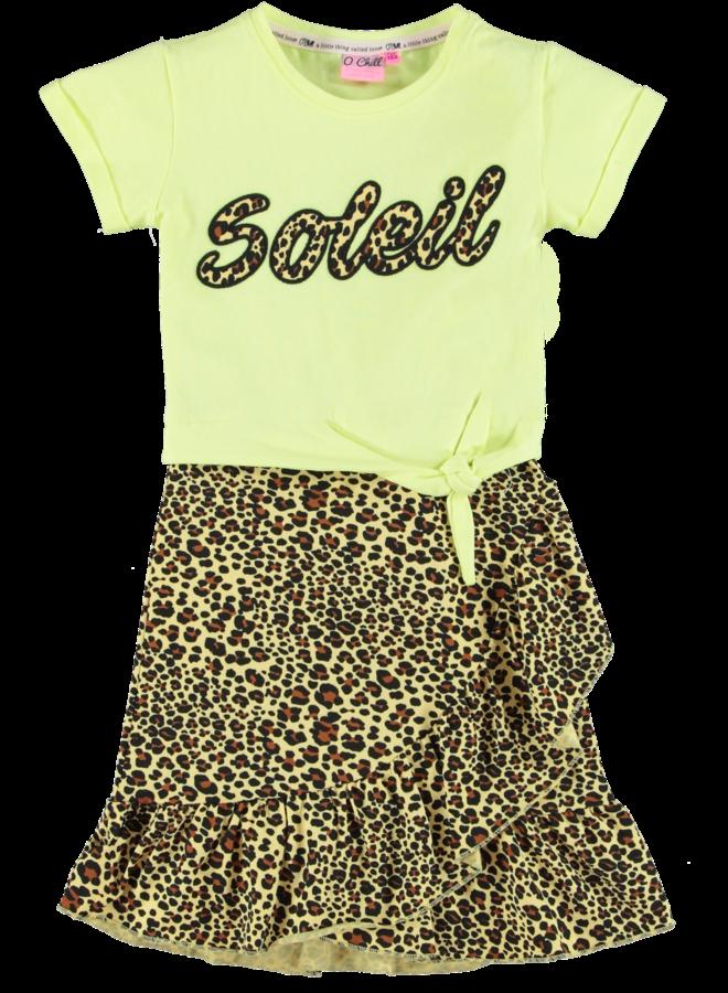 O'Chill - Dress Roxy - Lime