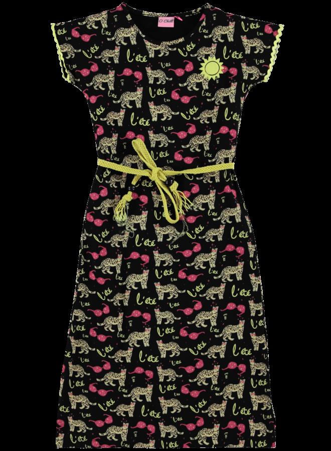 O'Chill - Dress Nadine - Black