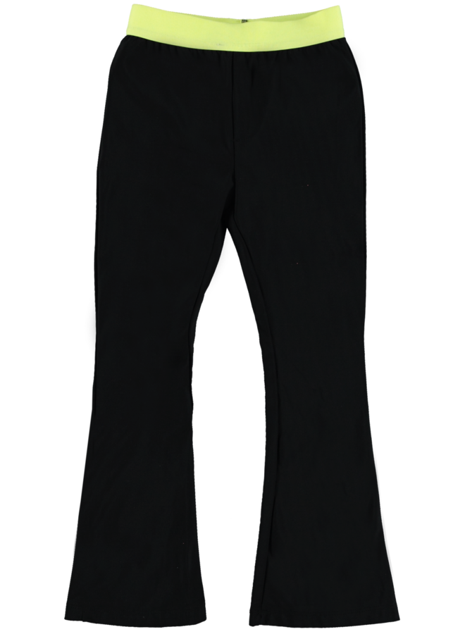O'Chill - Flaired Pants Paige - Black