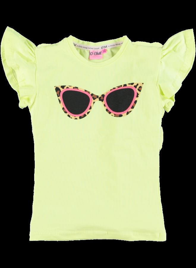 O'Chill - Shirt Vera - Lime