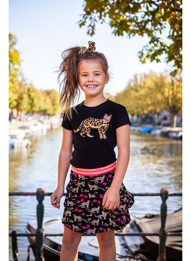 O'Chill - Skirt Nisa - Black