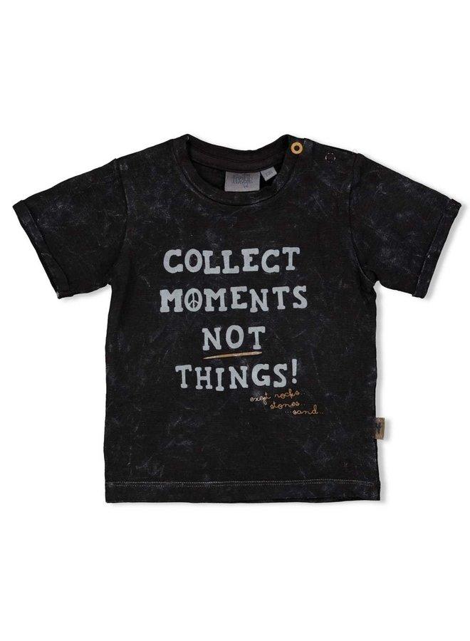 Feetje - T-shirt Moments Antraciet - Looking Sharp