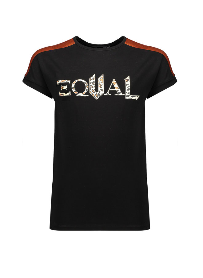 Nobell' - Shirt Kamy - Jet Black