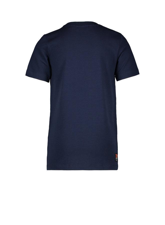 Tygo & vito - Shirt Epic Vibes - Navy