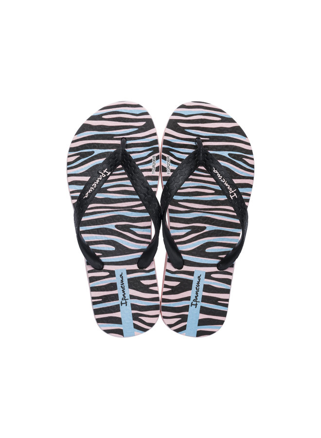 Ipanema Temas Kids - Pink/Black