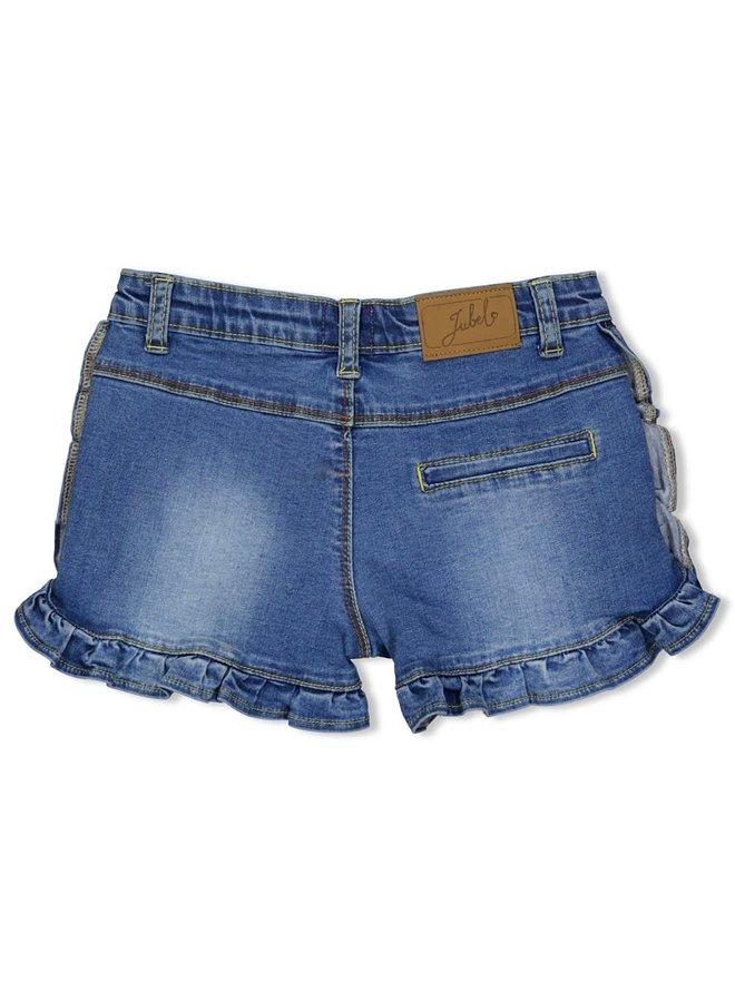 Jubel - Short Blue Denim - Summer Denims