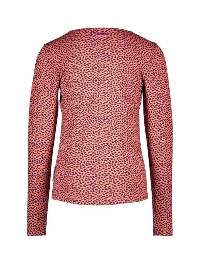 B.Nosy - Shirt With Chest Artwork - Mix Dots