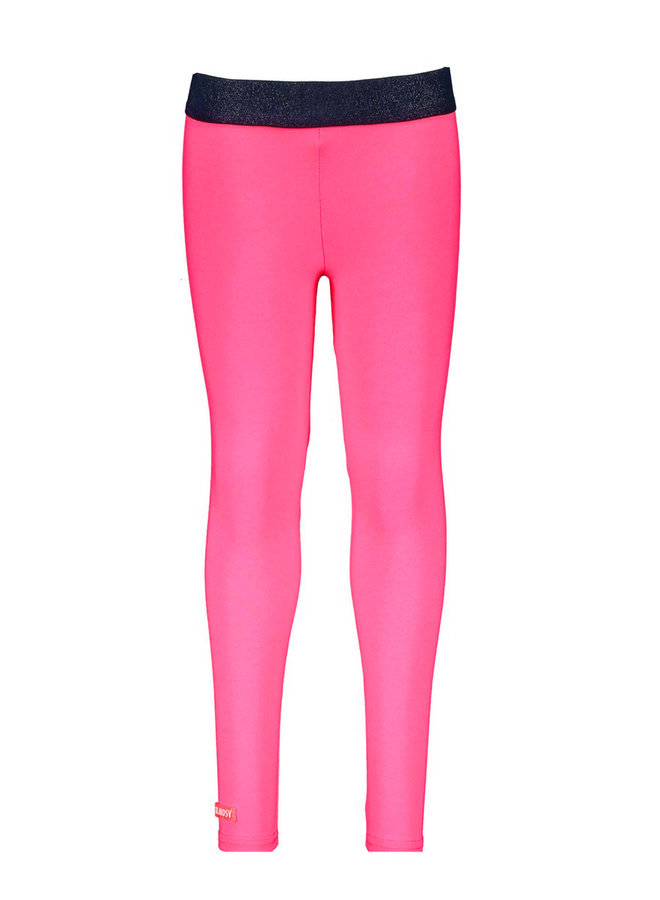 B.Nosy - Plain Legging - Knock Out Pink